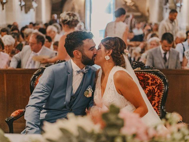 Le mariage de Bastien et Malvina à Castelnau-d'Aude, Aude 48