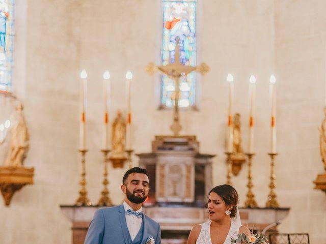 Le mariage de Bastien et Malvina à Castelnau-d'Aude, Aude 50