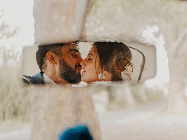 Le mariage de Bastien et Malvina à Castelnau-d'Aude, Aude 51