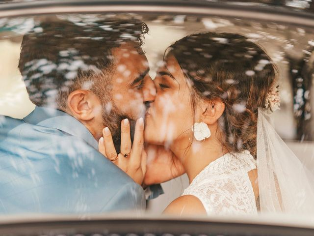 Le mariage de Bastien et Malvina à Castelnau-d'Aude, Aude 54