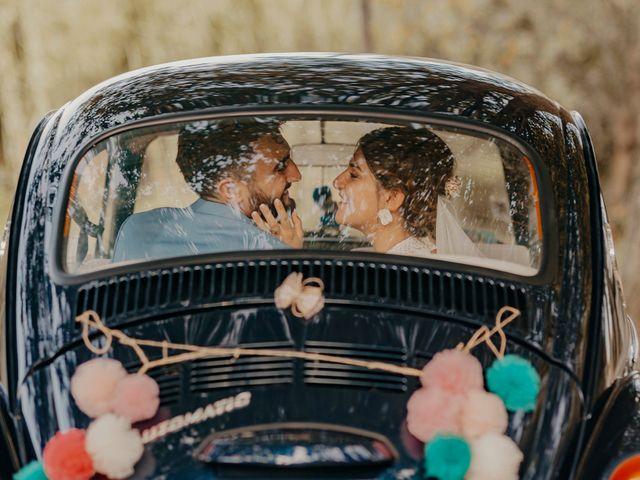 Le mariage de Bastien et Malvina à Castelnau-d'Aude, Aude 56