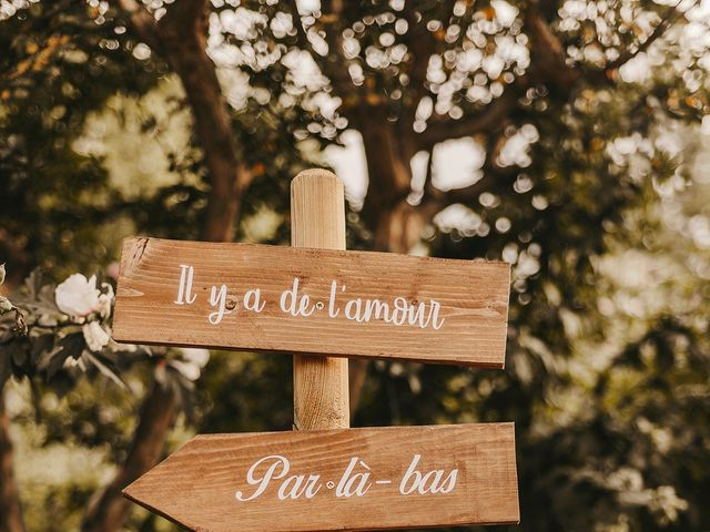 Le mariage de Bastien et Malvina à Castelnau-d'Aude, Aude 60