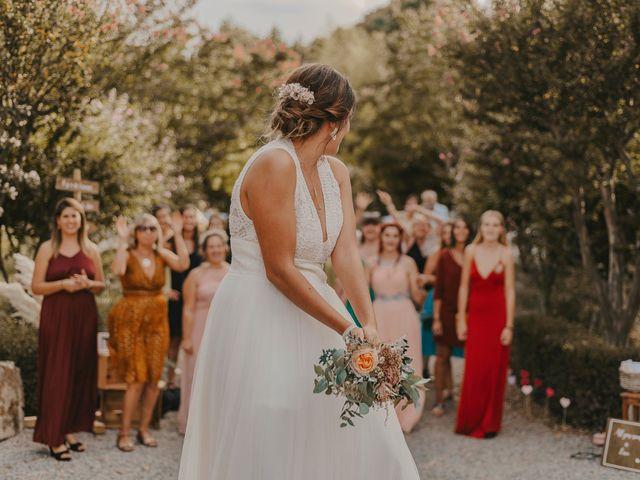 Le mariage de Bastien et Malvina à Castelnau-d'Aude, Aude 65
