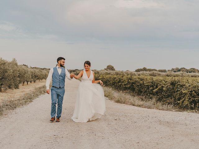 Le mariage de Bastien et Malvina à Castelnau-d'Aude, Aude 70