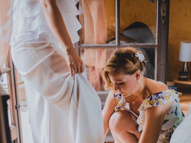 Le mariage de Maxime et Marina à Fréjus, Var 6
