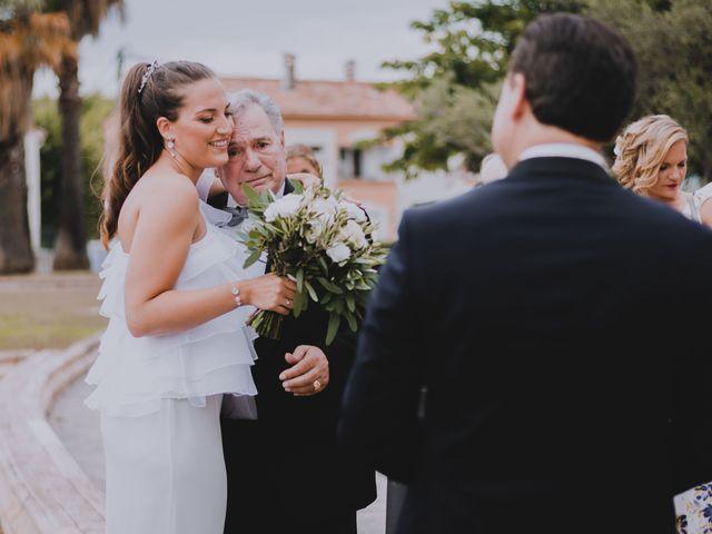 Le mariage de Maxime et Marina à Fréjus, Var 9