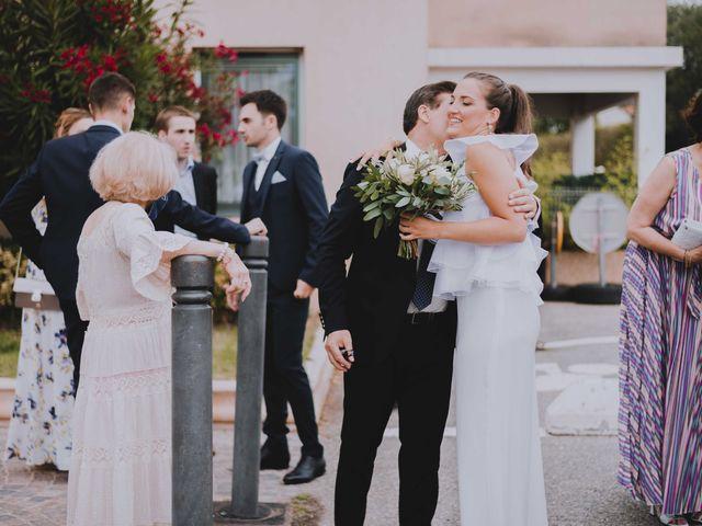 Le mariage de Maxime et Marina à Fréjus, Var 10