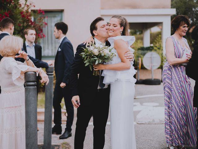 Le mariage de Maxime et Marina à Fréjus, Var 11