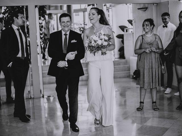 Le mariage de Maxime et Marina à Fréjus, Var 12