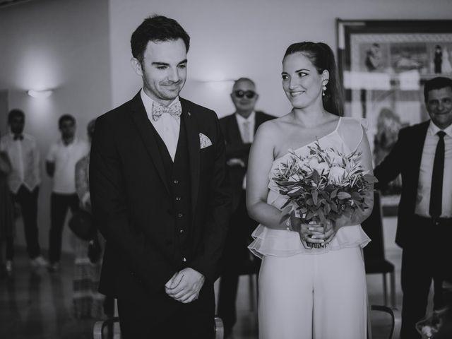 Le mariage de Maxime et Marina à Fréjus, Var 16
