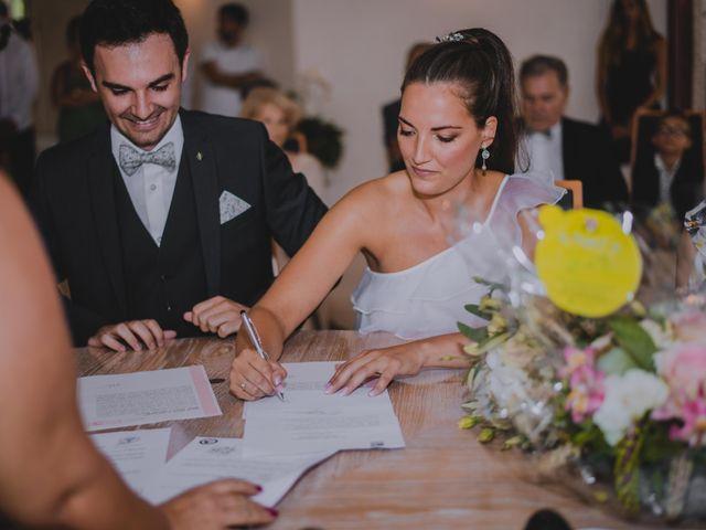 Le mariage de Maxime et Marina à Fréjus, Var 17