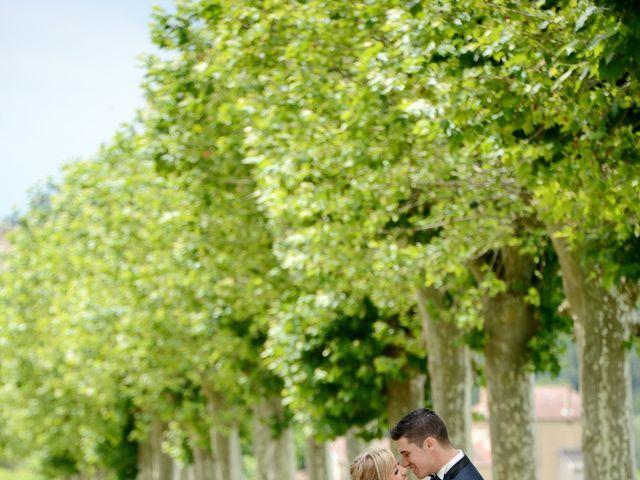 Le mariage de Cyril et Nadège à Saint-Étienne-la-Varenne, Rhône 28