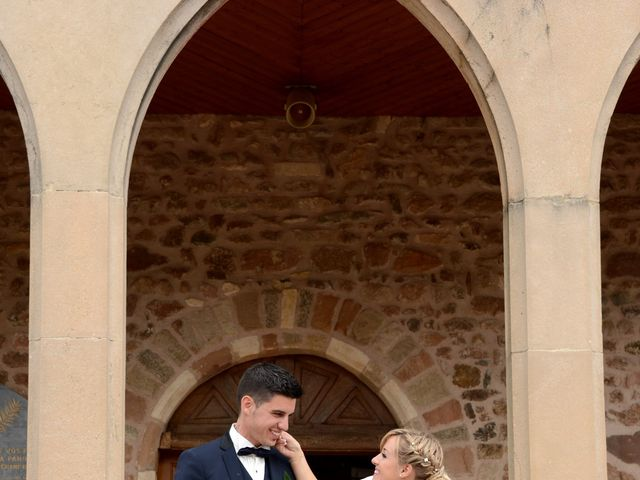 Le mariage de Cyril et Nadège à Saint-Étienne-la-Varenne, Rhône 47