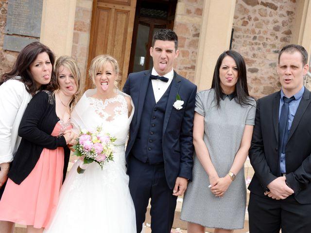 Le mariage de Cyril et Nadège à Saint-Étienne-la-Varenne, Rhône 48