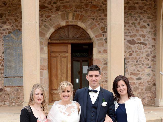 Le mariage de Cyril et Nadège à Saint-Étienne-la-Varenne, Rhône 49