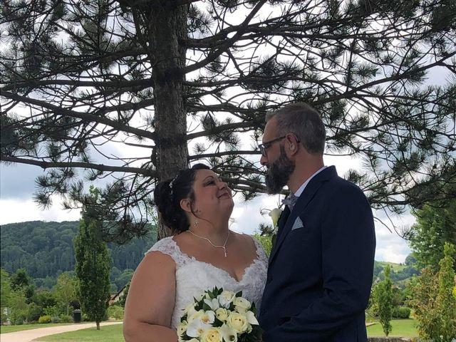 Le mariage de Claudey et Stéphanie  à Boult, Haute-Saône 1