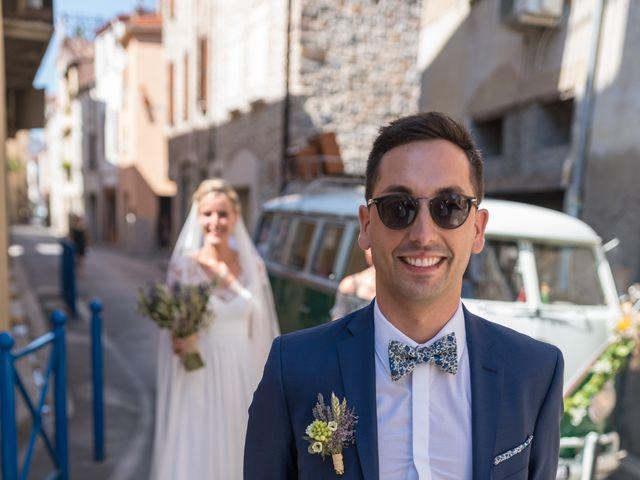 Le mariage de Bérenger et Marine à Ortaffa, Pyrénées-Orientales 28