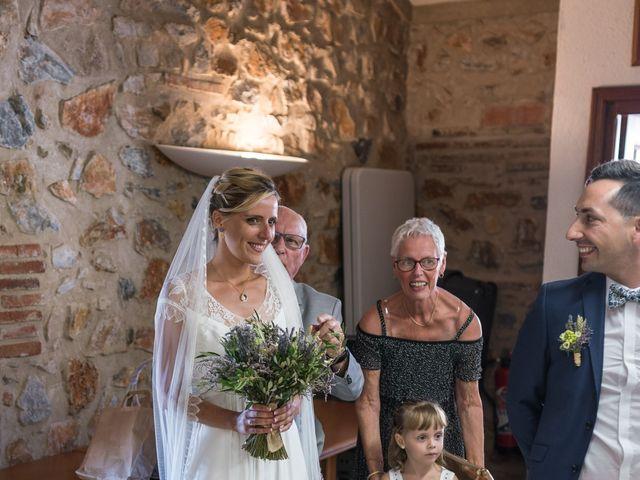 Le mariage de Bérenger et Marine à Ortaffa, Pyrénées-Orientales 32