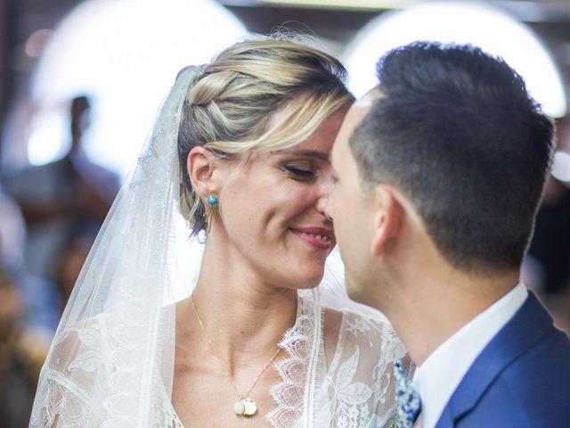 Le mariage de Bérenger et Marine à Ortaffa, Pyrénées-Orientales 35