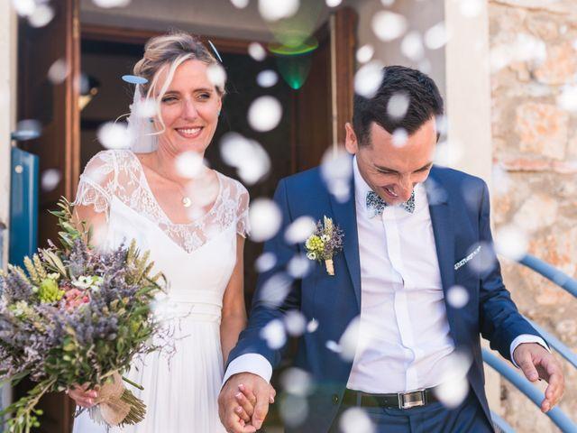 Le mariage de Bérenger et Marine à Ortaffa, Pyrénées-Orientales 36