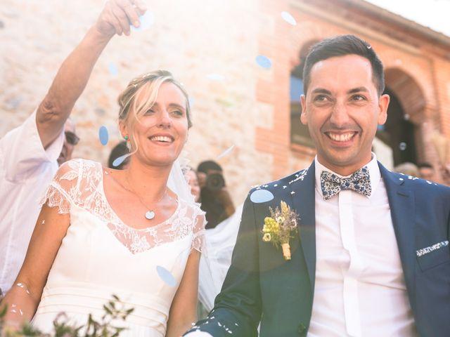 Le mariage de Bérenger et Marine à Ortaffa, Pyrénées-Orientales 37