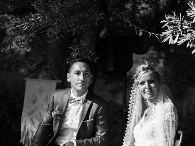 Le mariage de Bérenger et Marine à Ortaffa, Pyrénées-Orientales 41