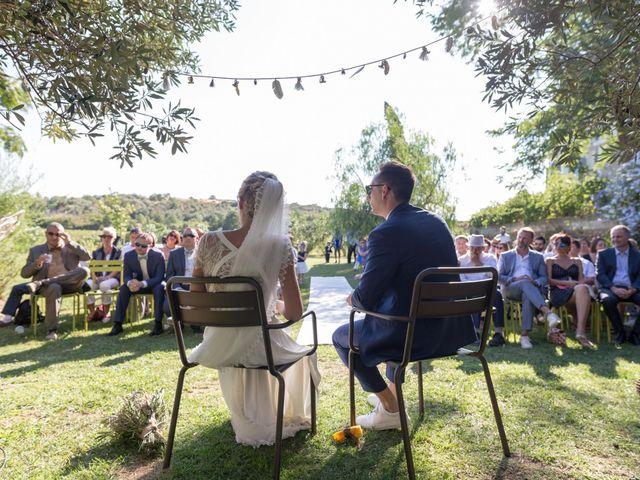 Le mariage de Bérenger et Marine à Ortaffa, Pyrénées-Orientales 42