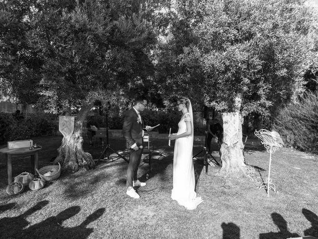 Le mariage de Bérenger et Marine à Ortaffa, Pyrénées-Orientales 43