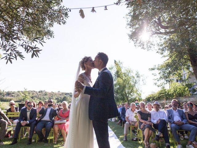 Le mariage de Bérenger et Marine à Ortaffa, Pyrénées-Orientales 45