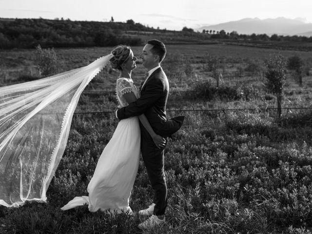 Le mariage de Bérenger et Marine à Ortaffa, Pyrénées-Orientales 53