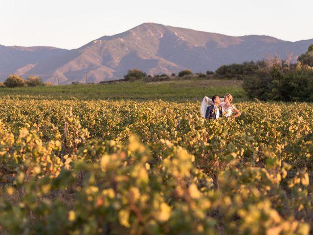 Le mariage de Bérenger et Marine à Ortaffa, Pyrénées-Orientales 59