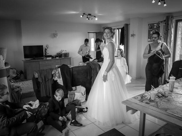 Le mariage de Dimitri et Julie à Ferrières-en-Bray, Seine-Maritime 14