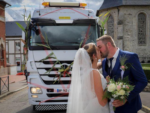 Le mariage de Dimitri et Julie à Ferrières-en-Bray, Seine-Maritime 25