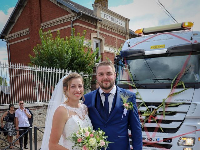 Le mariage de Dimitri et Julie à Ferrières-en-Bray, Seine-Maritime 26