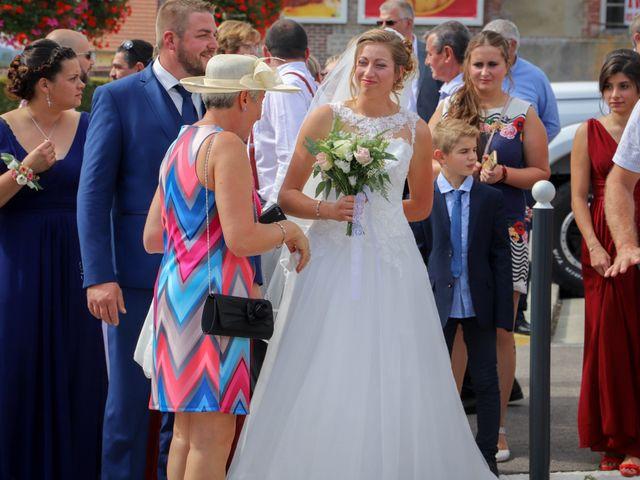 Le mariage de Dimitri et Julie à Ferrières-en-Bray, Seine-Maritime 27