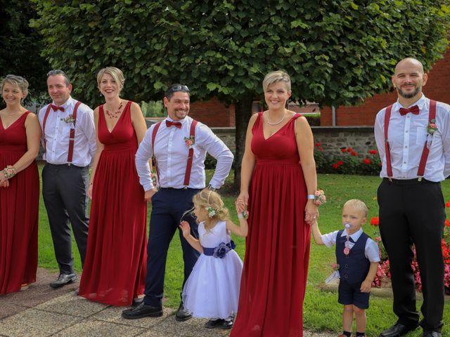 Le mariage de Dimitri et Julie à Ferrières-en-Bray, Seine-Maritime 29