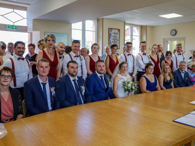 Le mariage de Dimitri et Julie à Ferrières-en-Bray, Seine-Maritime 31