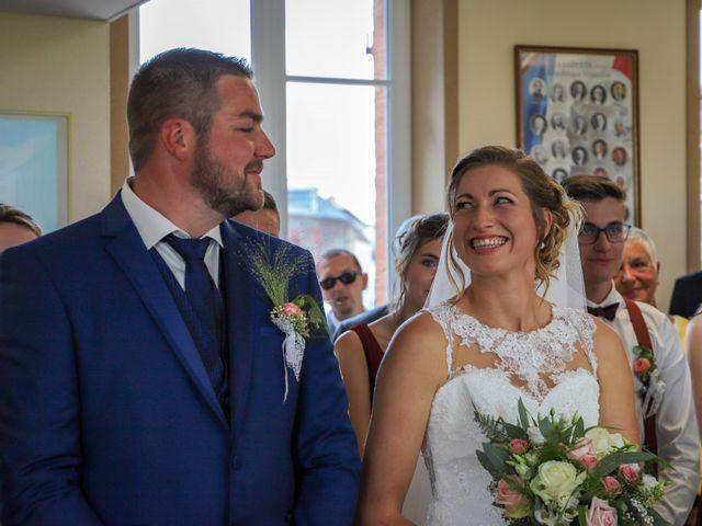 Le mariage de Dimitri et Julie à Ferrières-en-Bray, Seine-Maritime 37