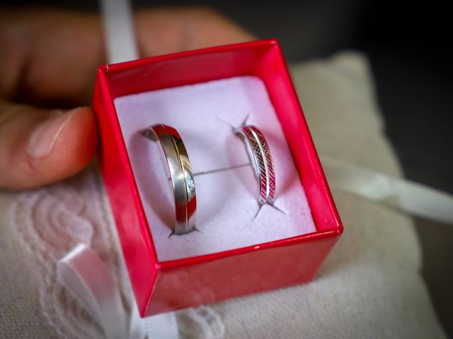 Le mariage de Dimitri et Julie à Ferrières-en-Bray, Seine-Maritime 42