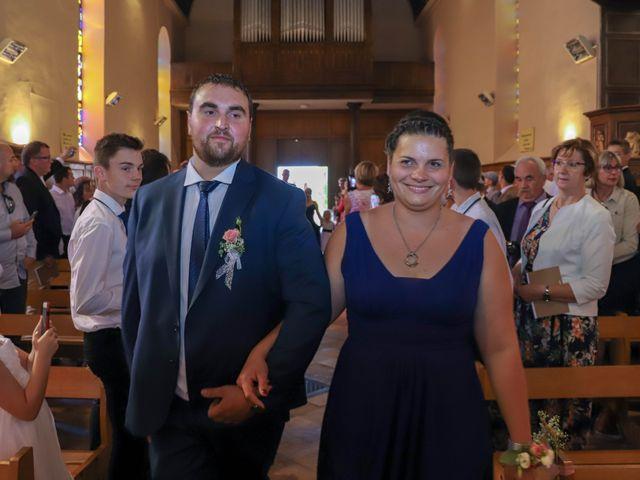 Le mariage de Dimitri et Julie à Ferrières-en-Bray, Seine-Maritime 45
