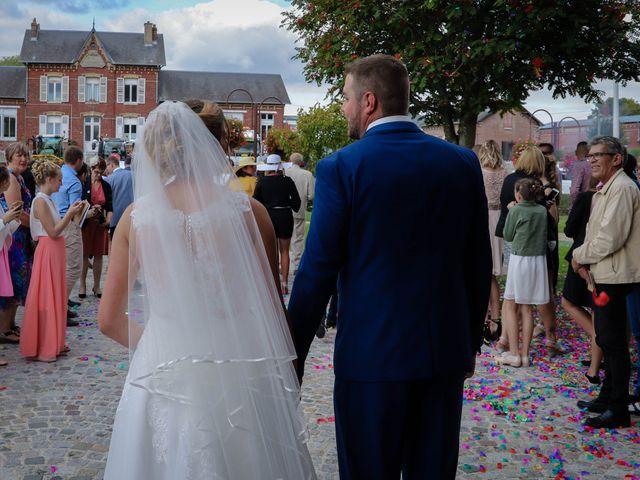Le mariage de Dimitri et Julie à Ferrières-en-Bray, Seine-Maritime 67