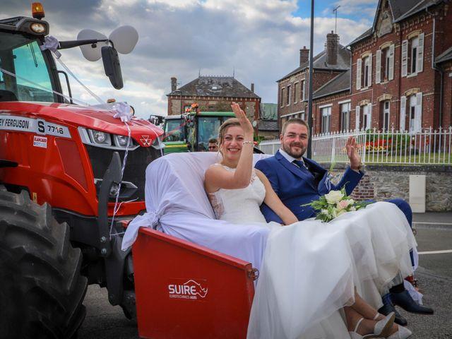 Le mariage de Dimitri et Julie à Ferrières-en-Bray, Seine-Maritime 73