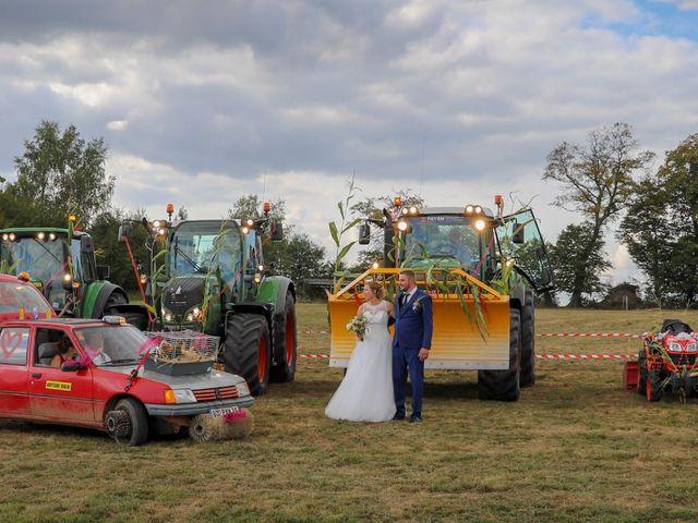 Le mariage de Dimitri et Julie à Ferrières-en-Bray, Seine-Maritime 82