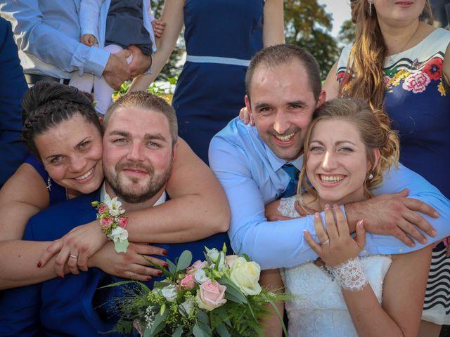Le mariage de Dimitri et Julie à Ferrières-en-Bray, Seine-Maritime 102