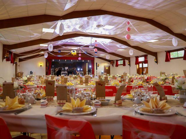 Le mariage de Dimitri et Julie à Ferrières-en-Bray, Seine-Maritime 112