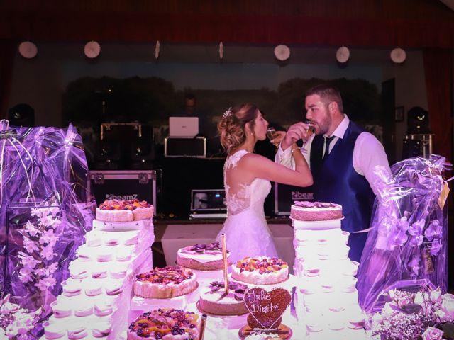 Le mariage de Dimitri et Julie à Ferrières-en-Bray, Seine-Maritime 132