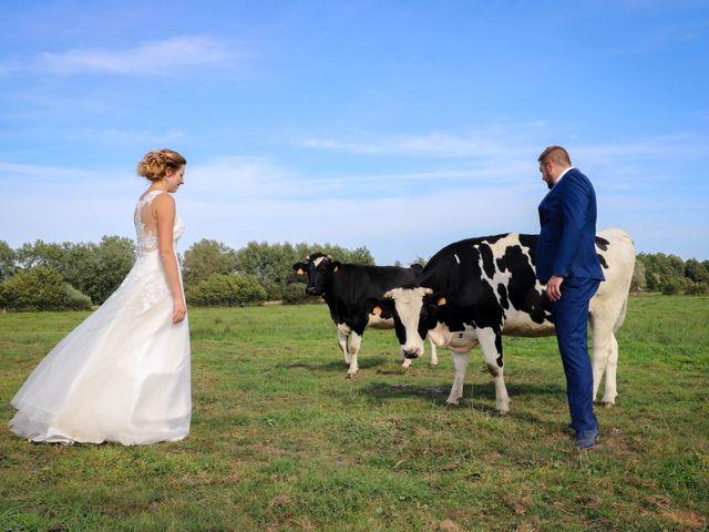 Le mariage de Dimitri et Julie à Ferrières-en-Bray, Seine-Maritime 142