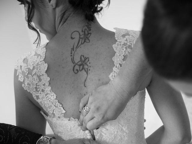 Le mariage de Julien et Johanna à Corpe, Vendée 4