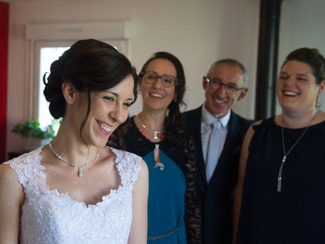 Le mariage de Julien et Johanna à Corpe, Vendée 10