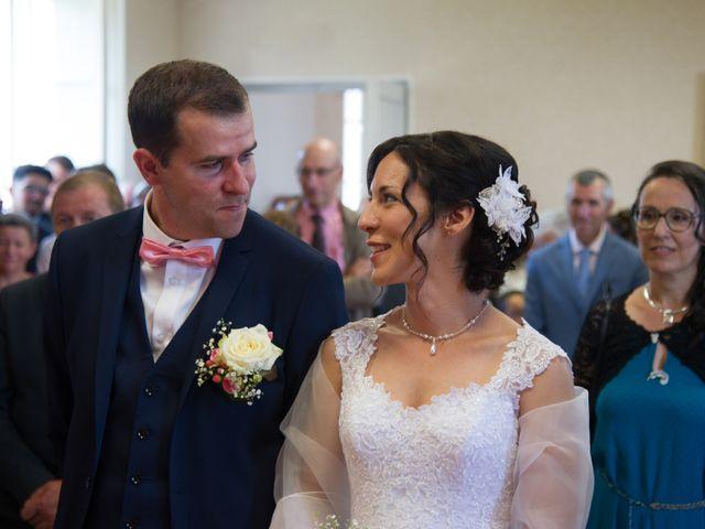 Le mariage de Julien et Johanna à Corpe, Vendée 13